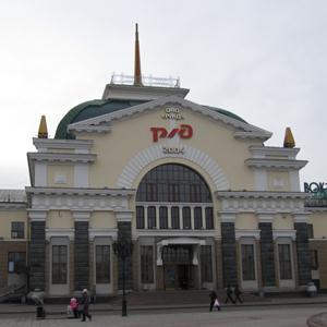 Железнодорожные вокзалы Нелидово